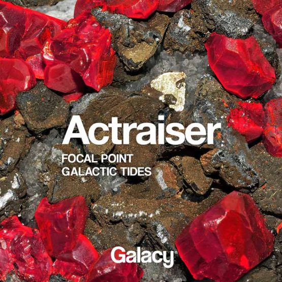 GALACY003 Actraiser Galacy Focal Point